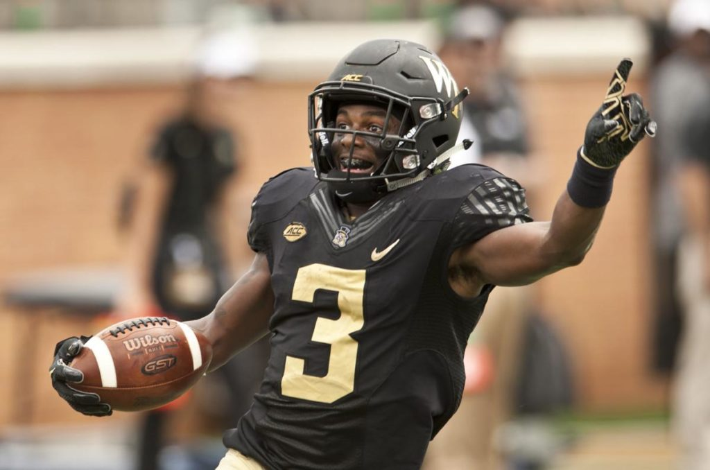 Wide Receivers to Follow in the 2019 NFL Draft - Whole Nine