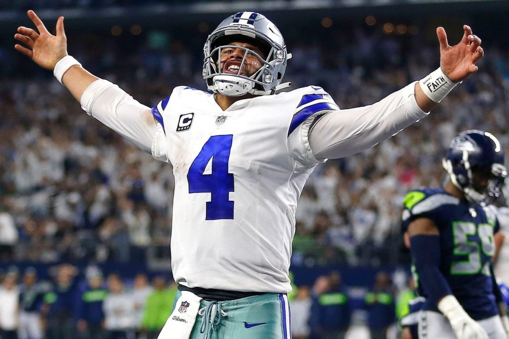 the latest 40e68 cacb1 The $30 Million Question: What is Dak Prescott Worth ...