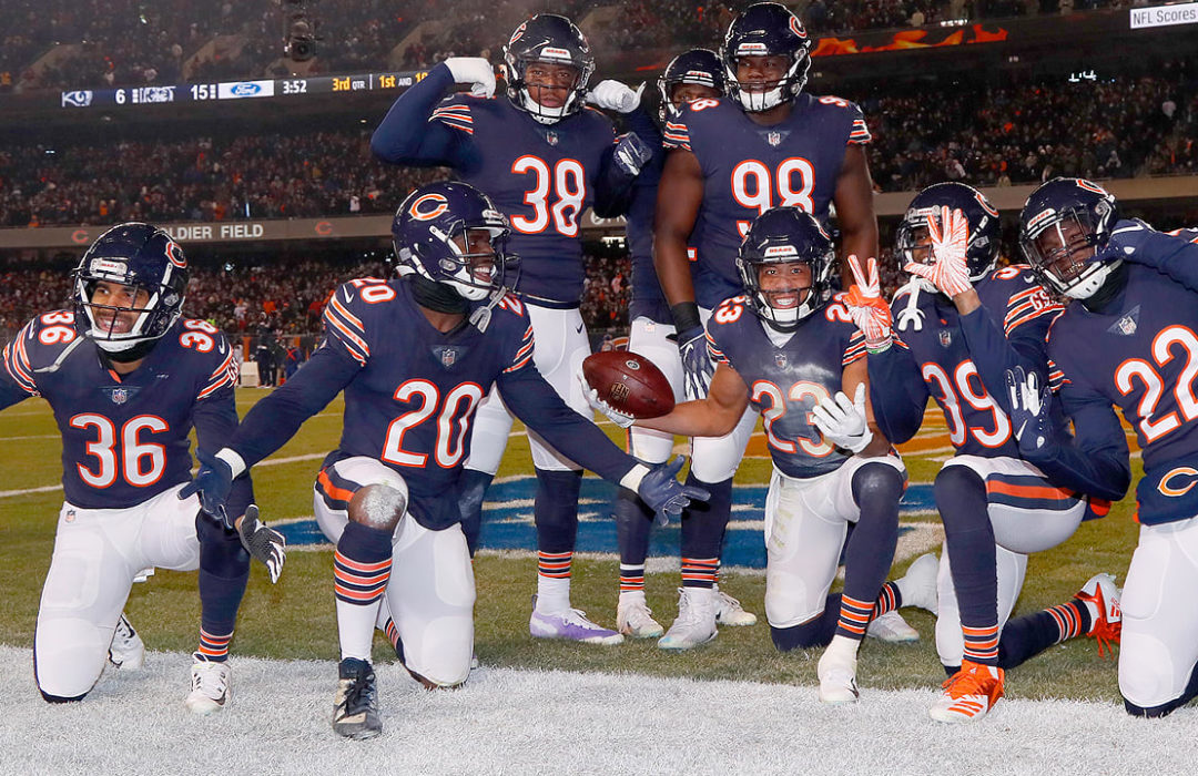 Bears Defense Fantasy