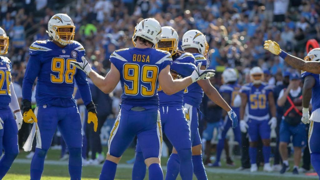 Chargers defense fantasy