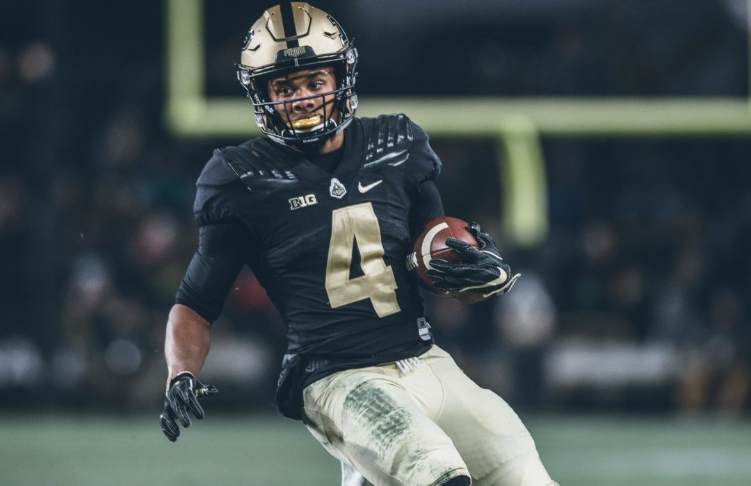 Rondale Moore Big 10