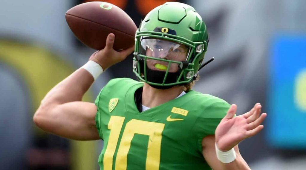 Oregon Ducks football 2019