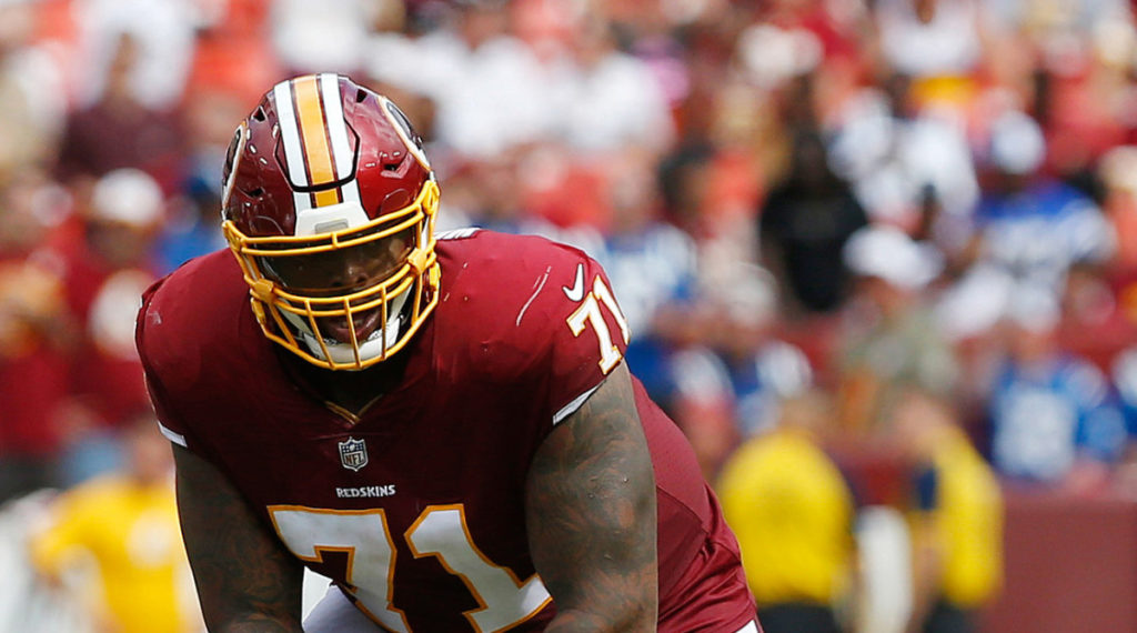 Trent Williams Redskins