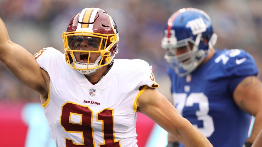 Ryan Kerrigan Redskins