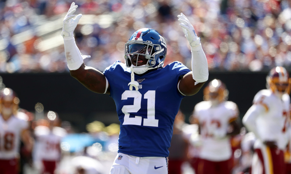 Jabrill Peppers Giants