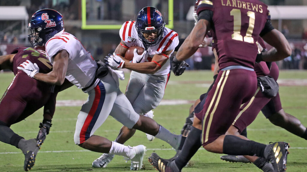 Jerrion Ealy Ole Miss