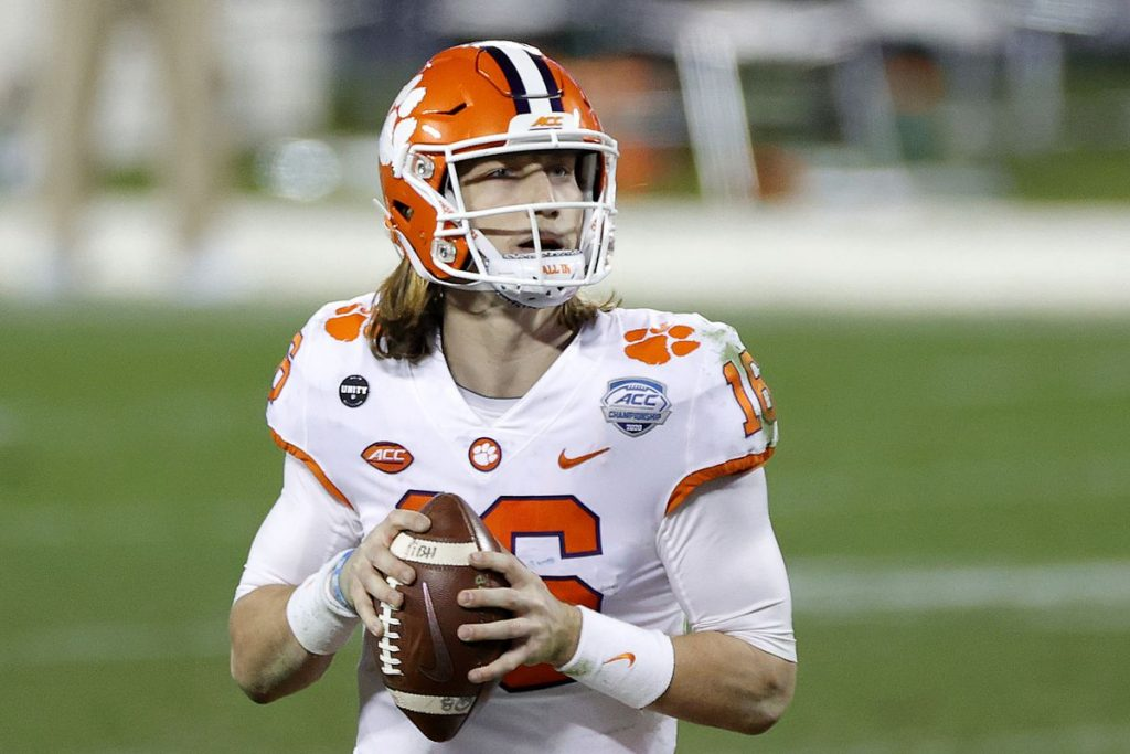 Trevor Lawrence NFL Mock Draft